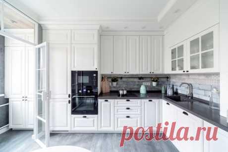 Дизайн-проект кухни 12 кв. метров