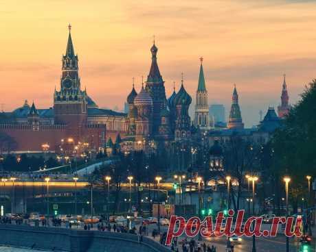 Доброй ночи, столица!   Фото: irrvas
