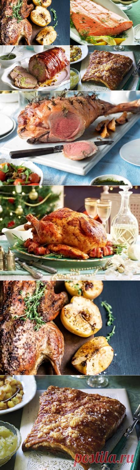 Рецепты мясных блюд для новогоднего стола