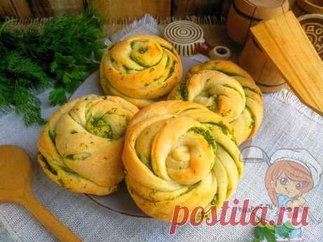Домашние чесночные булочки на кефире: как приготовить без дрожжей и яиц -