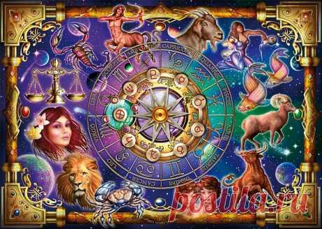 Астрологический фон для рабочего стола.
