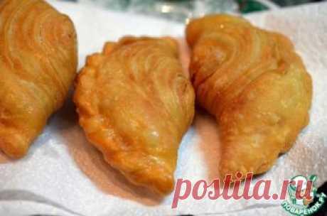 """Азиатские жареные пирожки """"Карри паффы"""" - вот это тесто!!! вот это начинка!!!"""