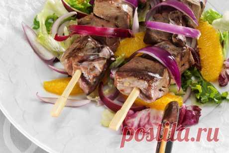 Перуанские кебабы из сердца рецепт – авторская кухня: основные блюда. «Еда»