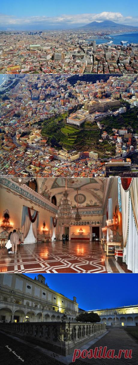 Вот город на холме… Неаполь - обзор Италии