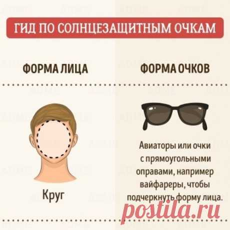 How to choose sunglasses (It is interesting)