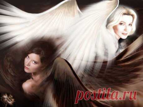 Два ангела или зачем жизнь дает нам испытания » Женский Мир