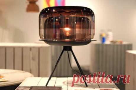 57 крутых настольных ламп | DIRIGENT