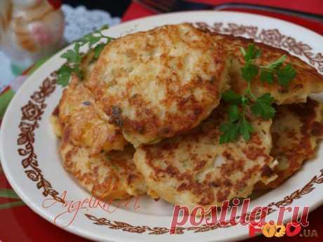 Los buñuelos pomposos de la coliflor - las Recetas de cocina en Food.ua