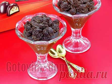 Быстрый и простой шоколадный десерт с какао. На счастье для сладкоежек в кулинарном мире так много красивых и вкусных десертов. В домашних условиях готовят их по своим проверенным рецептам. Десерты – блюда праздничные и подают их в конце застолья. Немаловажное значение имеет и сама подача. Очень красиво смотрятся десертные блюда в креманках, вазочках, подставках. Десерты Читать полностью »