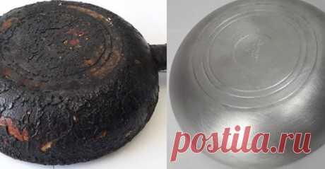 Як почистити сковорідки від нагару? Ваш посуд заблищить, як новий! Ваші сковорідки швидко заблищать, як нові! Мити засмажені бляшки і сковорідки – одне з найменш приємних занять. Чорні і масні,