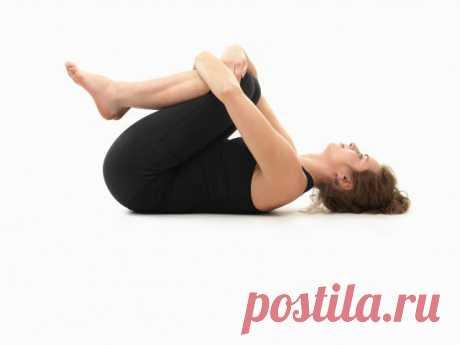 5 простых поз йоги, которые помогут избавиться от жира на животе