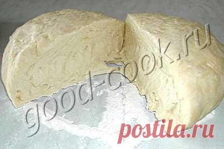 Хорошая кухня - дрожжевое слоеное тесто быстрого приготовления. Кулинарная книга рецептов. Салаты, выпечка.