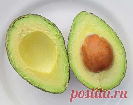 Несомненная польза авокадо — Мегаздоров