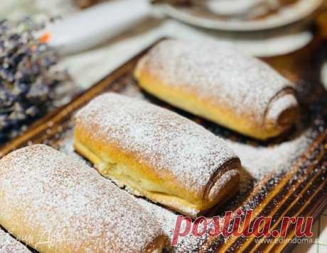 Творожные булочки, пошаговый рецепт, фото, ингредиенты - Елена