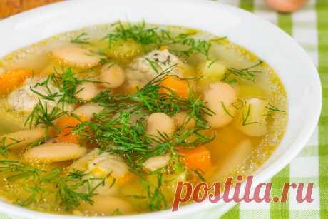 Суп из фасоли рецепты приготовления