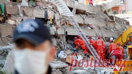 1.11.20-Число погибших в результате землетрясения в Турции достигло 58 Число погибших в результате землетрясения в Турции достигло 58, сообщает агентство Anadolu со ссылкой на президента страны Реджепа Тайипа Эрдогана.