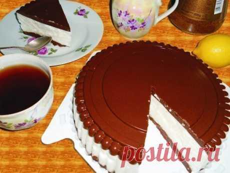 Торта птичье молоко — Sloosh – кулинарные рецепты