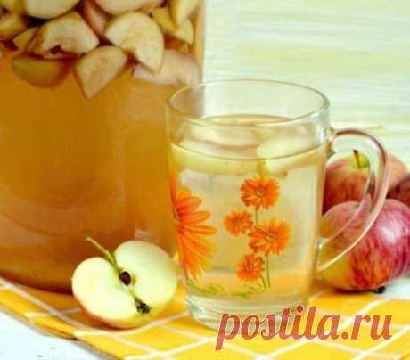 Простой напиток для здоровья — Полезные советы