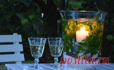 Из двух простых стеклянных ваз можно создать волшебный декор для дома | diy-idea | Яндекс Дзен