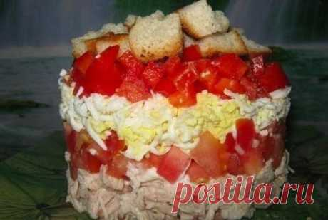 Салат Астра / Здоровый аппетит