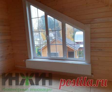Монтаж отопления в деревянном доме, фото 801