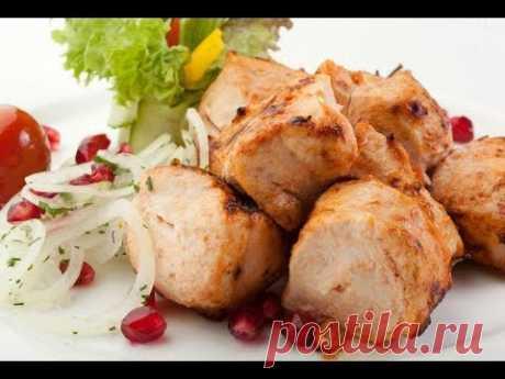 Вкусные рецепты приготовления курицы. Часть 3.