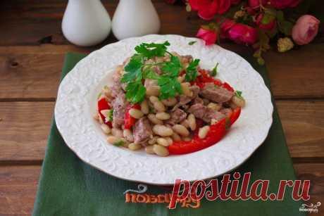 "Салат ""Тбилиси"" - пошаговый рецепт с фото на Повар.ру"