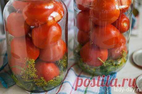 Маринованные помидоры на зиму | Простые рецепты с фото