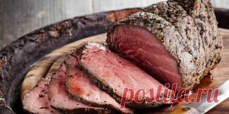 Топ - 7 рецептов сочного запечённого мяса