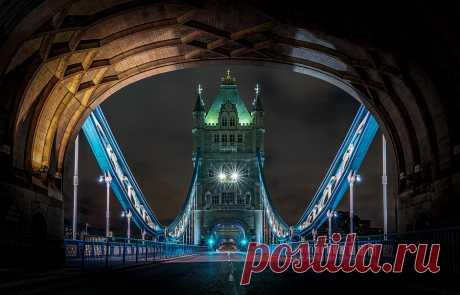 мне приснилось небо Лондона *** - National Geographic Россия: красота мира в каждом кадре