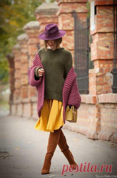 «Мода осень»