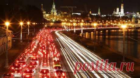 Москва по-прежнему занимает 2-е место в мире среди городов с самыми большими автомобильными пробками | Автоновости