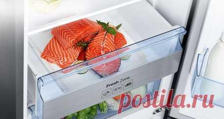 Нижние ящики в холодильнике: для чего предназначены на самом деле
