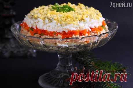 Салат «Мимоза»: рецепт изысканной новогодней закуски