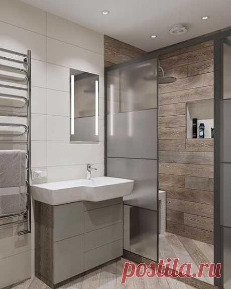 Плитка под дерево в ванной комнате: модные сочетания и идеи дизайна