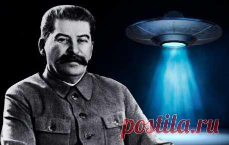 Как Сталина заподозрили в организации атак инопланетян на США / Назад в СССР / Back in USSR