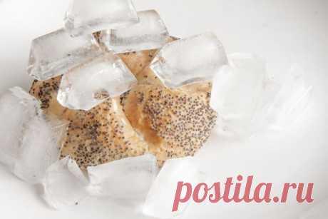 Буханки — в морозилку. Почему мороженый хлеб полезнее свежего?   Продукты и напитки   Кухня   Аргументы и Факты