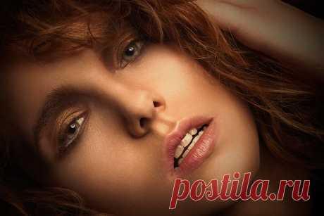Профессиональная ретушь женского портрета | Фотошоп видеоуроки онлайн
