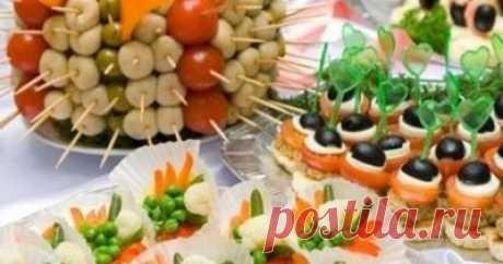 Закуски на шпажках - 55 рецептов приготовления пошагово