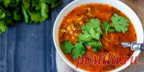 Как приготовить настоящий суп харчо - Лайфхакер