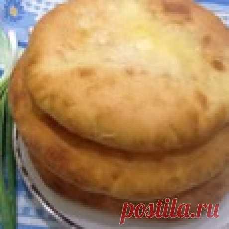 Осетинские пироги Кулинарный рецепт