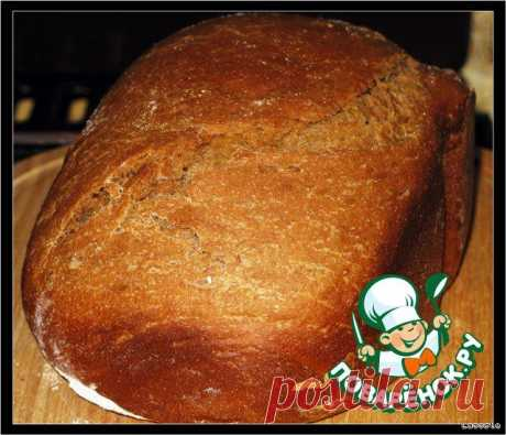 """Хлеб """"Памперникель"""" ингредиенты"""