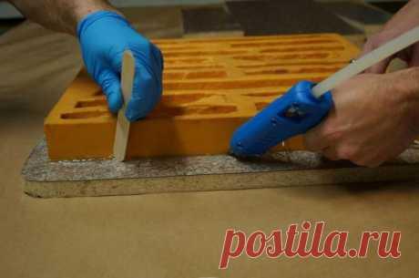 Изготовление формы для искусственного камня своими руками: материалы, технология