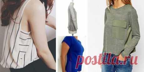 Как расширить одежду: варианты и идеи для реализации… » Sam-Sdelay.RU – Сделай сам!