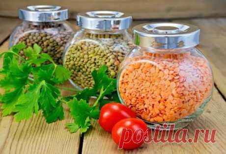 Чечевица польза и вред: рецепты приготовления и применения
