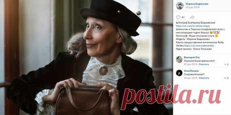 «Телевизор не смотрю, поэтому все успеваю»: Пенсионерка из Петербурга, которая шьет необычные костюмы, стала звездой фотосессий