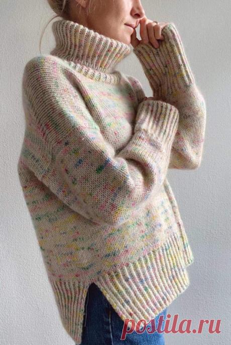 Вязаный свитер Wednesday   ДОМОСЕДКА