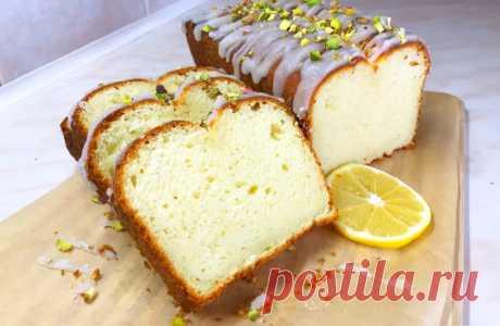 🌸 Самый вкусный творожный кекс ! Влажный и воздушный . Очень нежное тесто ! Попробуйте!