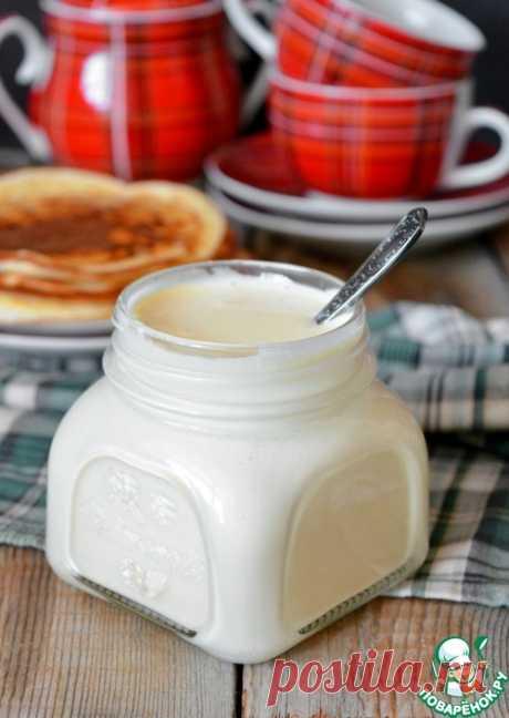 Крем-мед или взбитый мед - кулинарный рецепт