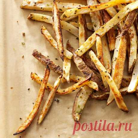 Как приготовить картошку фри: рецепты для настоящих гурманов